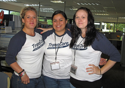 The Trans Core Girls T-Shirt Photo