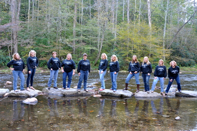Girls Getaway October 2011 T-Shirt Photo