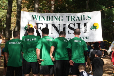 Natpro Obstacle Trail Race T-Shirt Photo