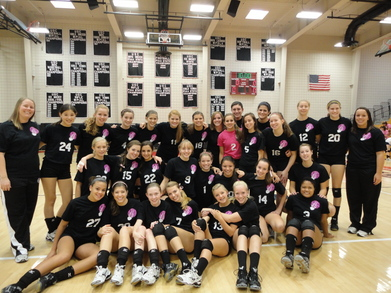 Dig Pink Team Shirts T-Shirt Photo