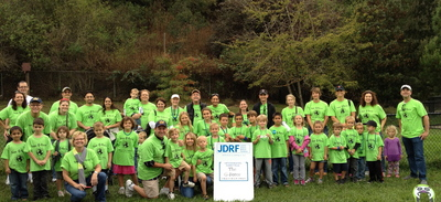 G Force Walk To Cure Diabetes T-Shirt Photo