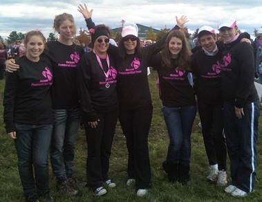 Making Strides In Vermont T-Shirt Photo