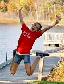 Oakdale Academy Walk A Thon T-Shirt Photo