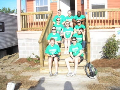 Csusm Habitat For Humanity Collegiate Challenge New Orleans T-Shirt Photo