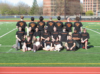 Team Morgy T-Shirt Photo