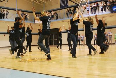 Divine Step Team T-Shirt Photo