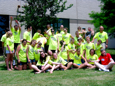 St. Kilian's Workcamp 2011 T-Shirt Photo
