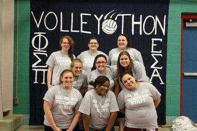 Volleython Committee 2011! T-Shirt Photo
