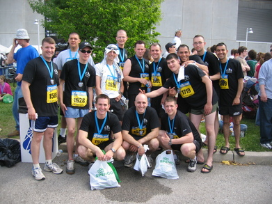 Army Aviation Unit Runs Half Marathon In Nashville T-Shirt Photo