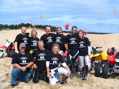 Coos Bay Get Away T-Shirt Photo