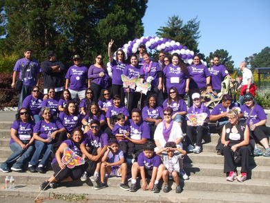 Walk For Lupus Now 2011 T-Shirt Photo