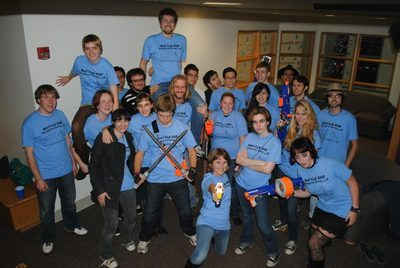 All Your Shirts Are Belong To Us (Conn Coll Gaming Club) T-Shirt Photo