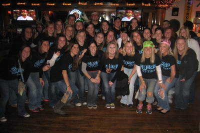 Block Pub Crawl!!! T-Shirt Photo