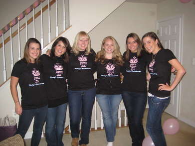 Bachelorette Chicks T-Shirt Photo