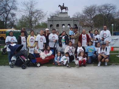 Arthritis Walk 2007 T-Shirt Photo