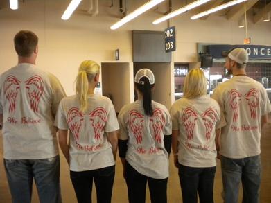 We Believe T-Shirt Photo
