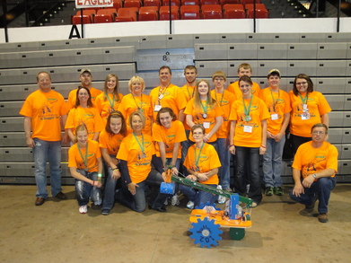 Drayton Robotics Team T-Shirt Photo