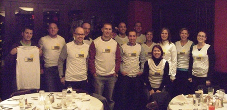 Team Dinner T-Shirt Photo