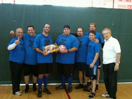 Brute Squad Wins!!! T-Shirt Photo