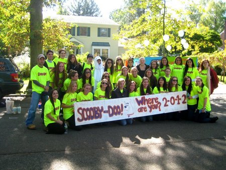 Class Of 2012  Homecoming T-Shirt Photo