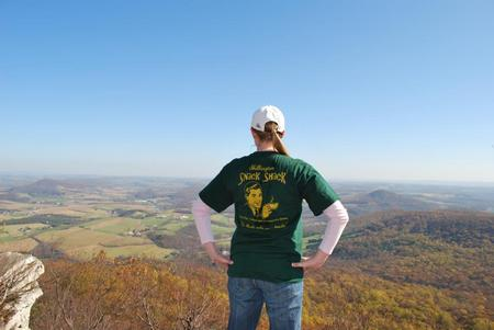 The Shacks Going Places! T-Shirt Photo