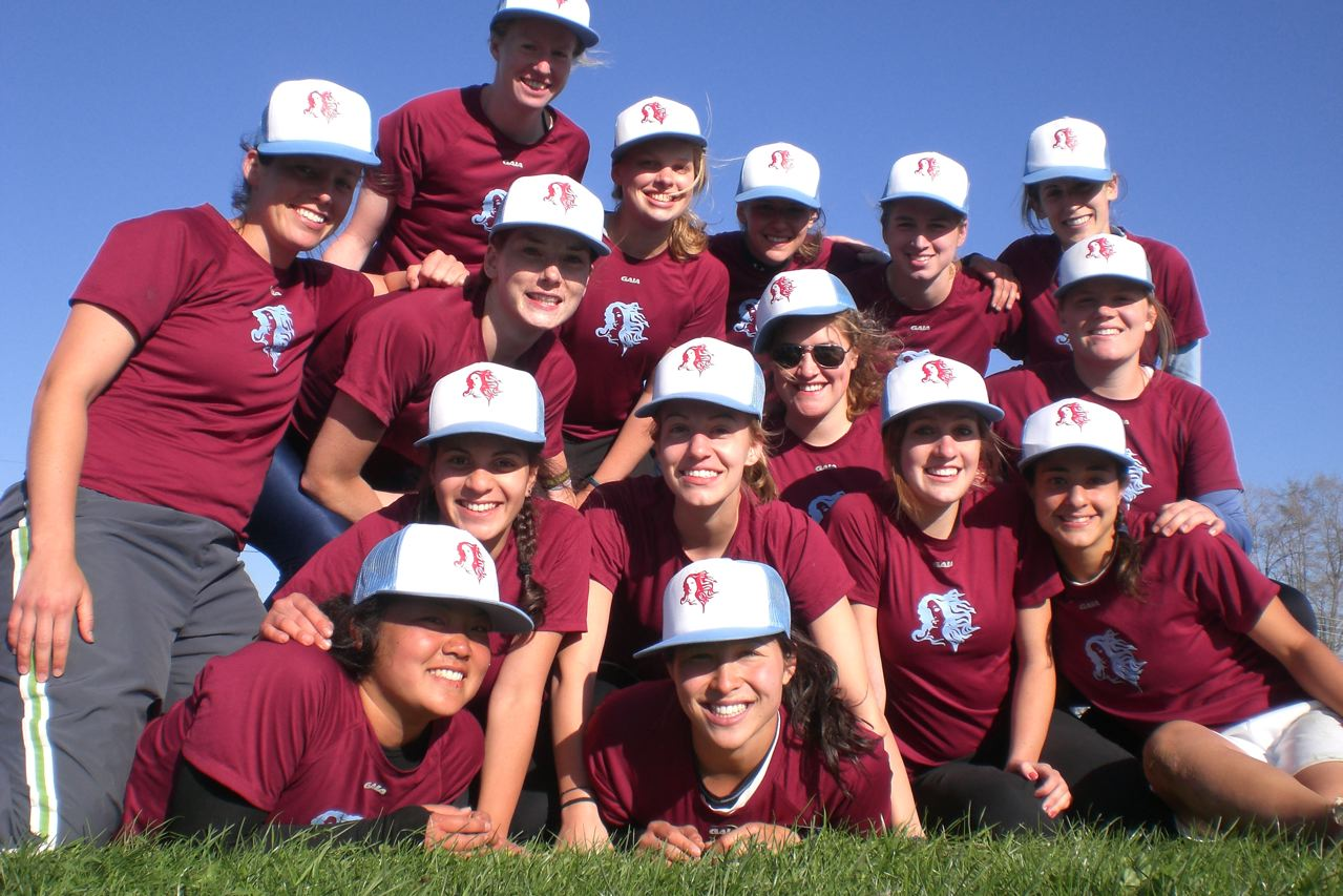 Design your own t-shirt and hats - Upenn Venus Ultimate Frisbee State Champs T Shirt Photo