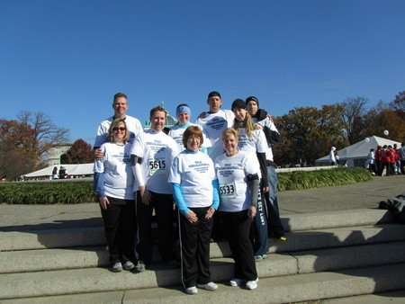 Free To Breathe Lung Cancer 5k Philadelphia, Pa T-Shirt Photo