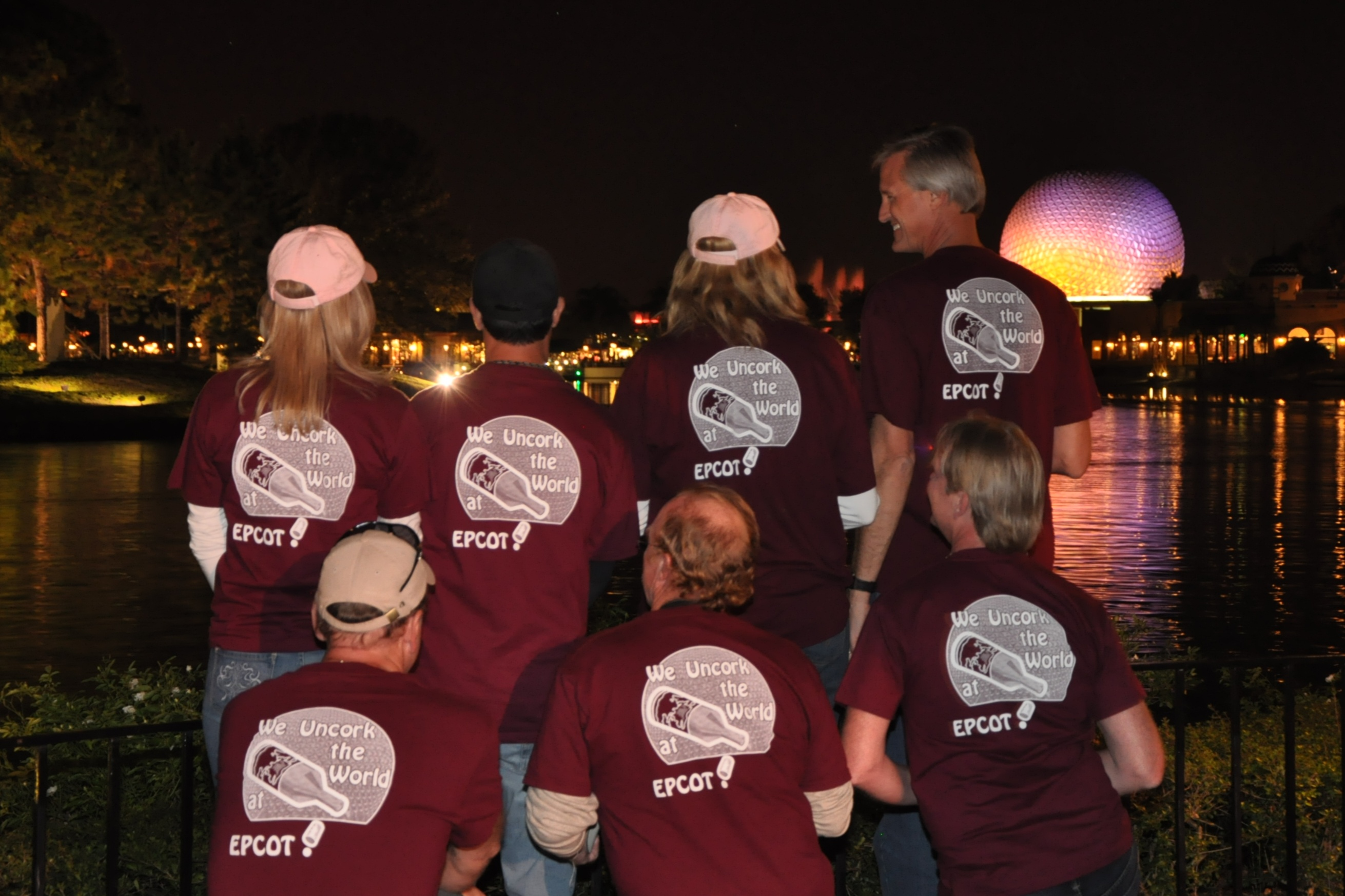 Design t shirt for group - Fine Wine Great Friends T Shirt Photo