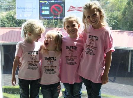 Little Ladies Luck T-Shirt Photo