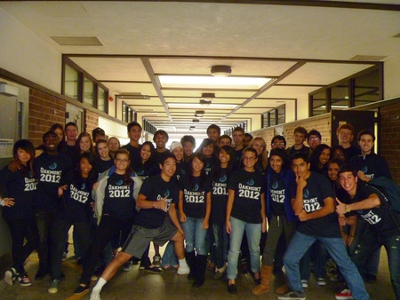 The Ib Family Poses For A (Quick) Moment Without Work T-Shirt Photo