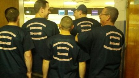 Sharpest Bowling Team Out There T-Shirt Photo