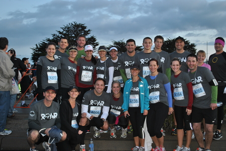 Big Sur 1/2 Marathon 2011 T-Shirt Photo