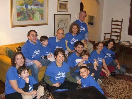 Greenberg Levy Thanksgiving T-Shirt Photo