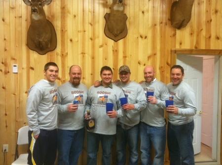 Deer Camp Crew T-Shirt Photo