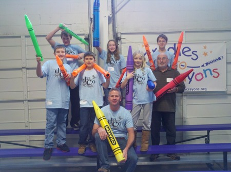 Coloring Our World T-Shirt Photo