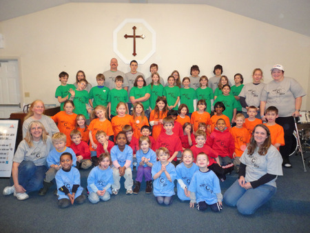 Pioneer Clubs At Christ Community Church T-Shirt Photo