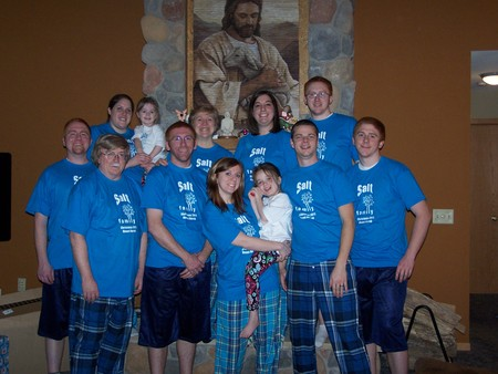 Christmas In Mount Horeb T-Shirt Photo