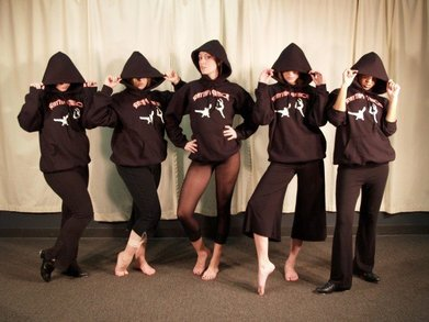 Dance Team Executive Board T-Shirt Photo