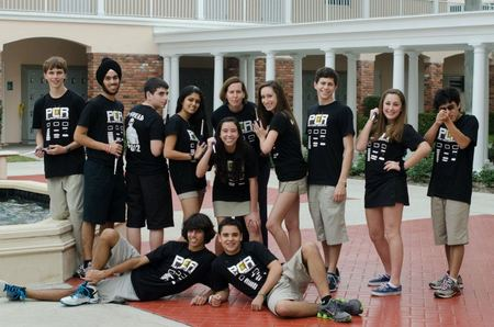 Pine Crest Research T-Shirt Photo