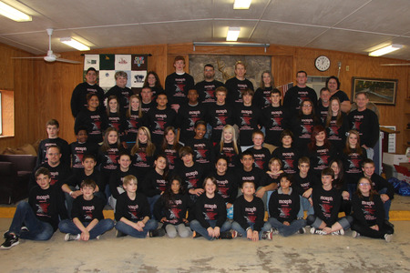 Winter Retreat 2012 T-Shirt Photo