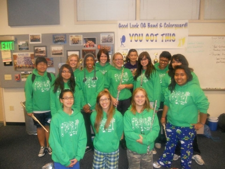 Og Flutes 2011 T-Shirt Photo