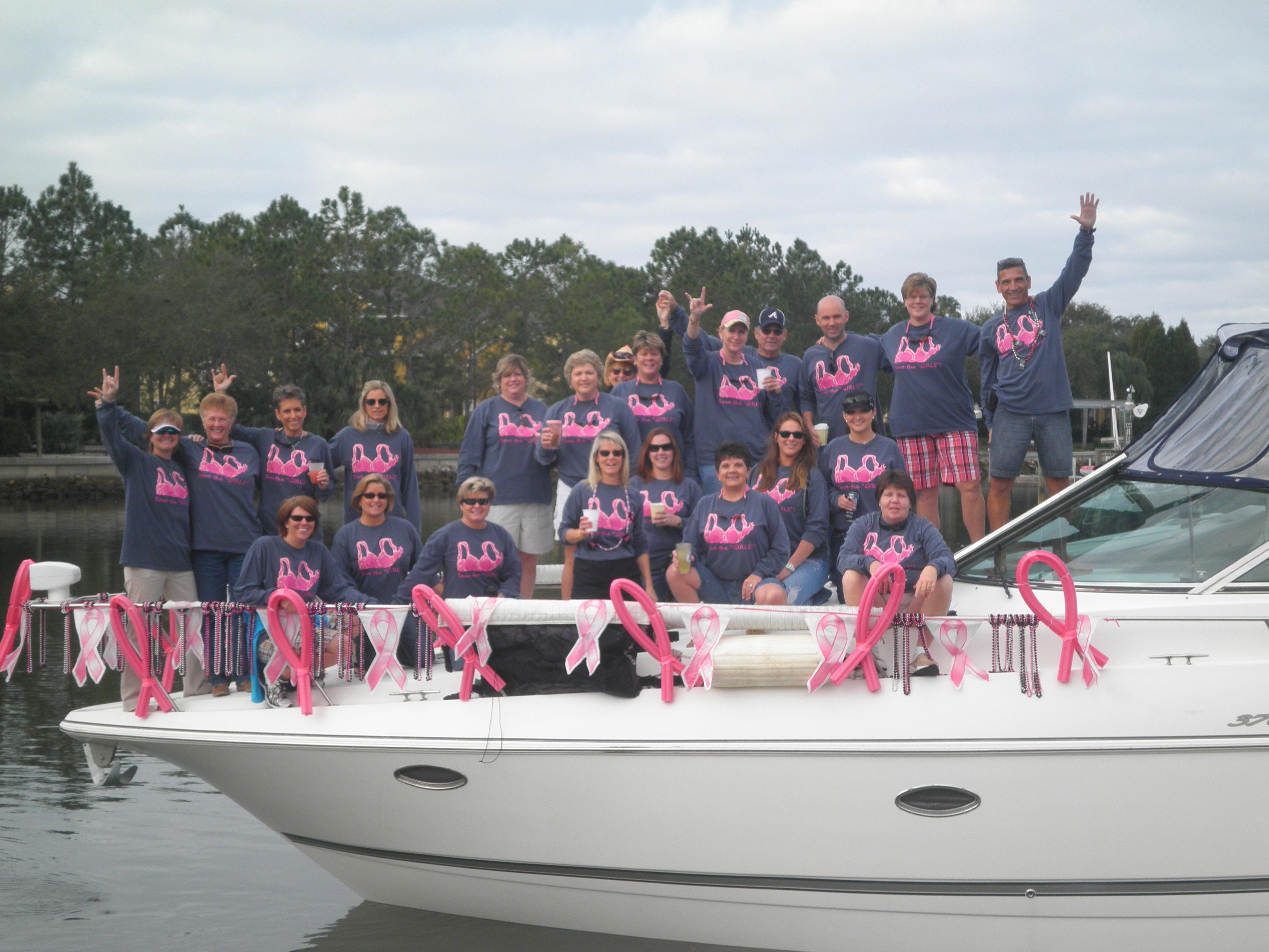 Shirt design tampa - Save The Girls Gasparilla 2012 Tampa Fl T Shirt Photo
