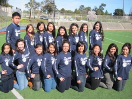 Oakland Girls Volleyball T-Shirt Photo