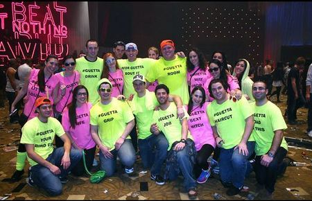 #Guetta Picture T-Shirt Photo