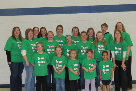 Team Green T-Shirt Photo