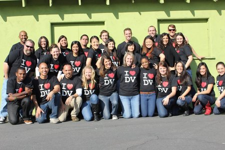 Da Vinci Science High School Staff! T-Shirt Photo
