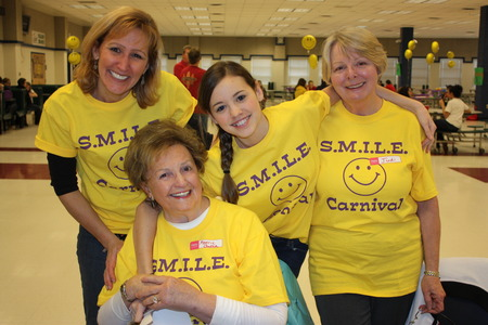 S.M.I.L.E. Carnival T-Shirt Photo