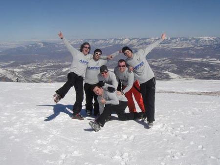 Aspen Ski Trip !!!!! T-Shirt Photo