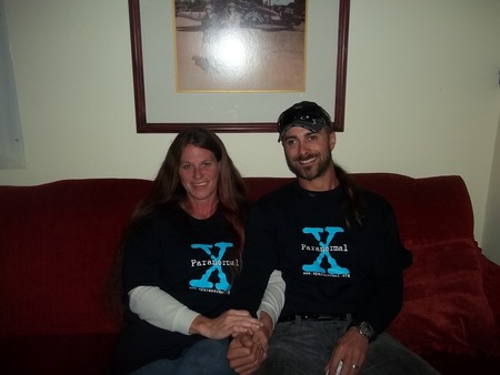 X Paranormal T-Shirt Photo