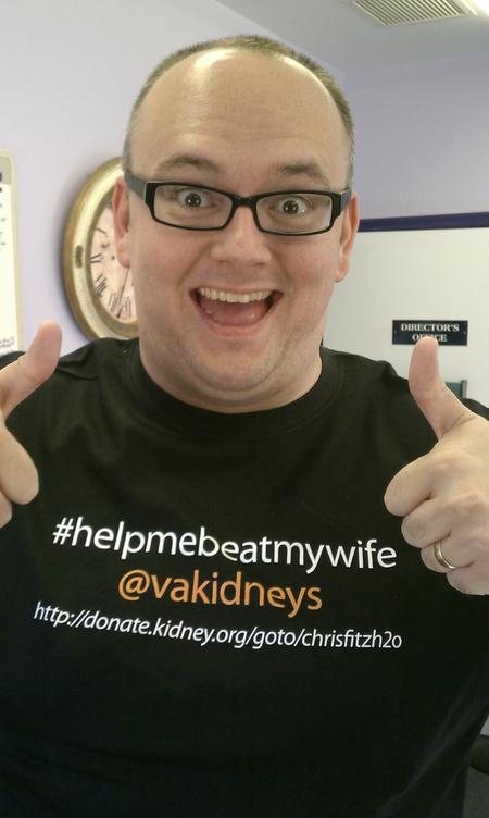 Go, Team #Helpmebeatmywife! T-Shirt Photo